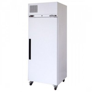White Diamond Star Freezer One Solid Door Williams