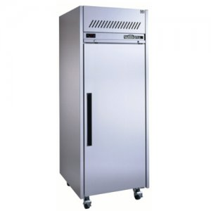 Garnet Dual Temperature 2/1 Gastronorm Solid Door Upright Cabinet Williams