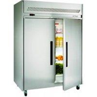 Garnet Dual Temperature 2/1 Gastronorm Solid Two Door Upright Cabinet Williams