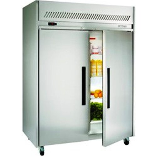 Garnet Dual Temperature 2/1 Gastronorm Solid Two Door Upright Cabinet Williams