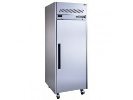 Stainless Steel Garnet Gastronorm 2/1 Solid One Door Fridge Williams HG1SDSS