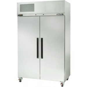 Stainless Steel Pearl Star Freezer Two Solid Door Williams