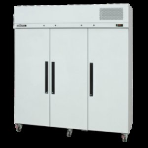 White Pearl Star Freezer Three Solid Door Williams