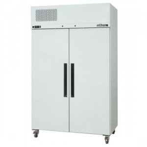 White Pearl Star Freezer Two Solid Door Williams