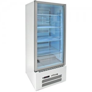 White One Glass Door Fridge Bottom Unit Quartz Star Williams