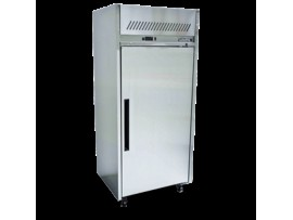 Stainless Steel Sapphire 2/1 Gastronorm One Solid Door Fridge Williams HS1SDSS