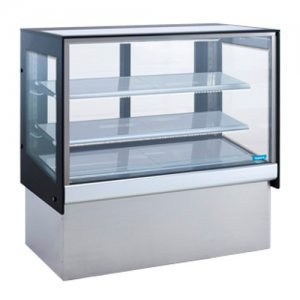 TOPAZ Heated Cake Display Williams BTC12