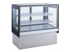Glass TOPAZ Cake Display Cabinet Fridge Williams HTC12