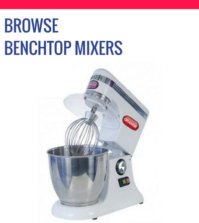 Benchtop Mixers
