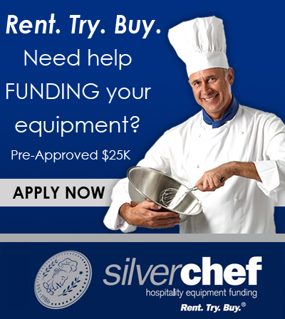 Silver Chef Rent Try Buy