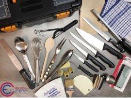 TAFE Student Uniform and Hospitality Toolbox Bundle